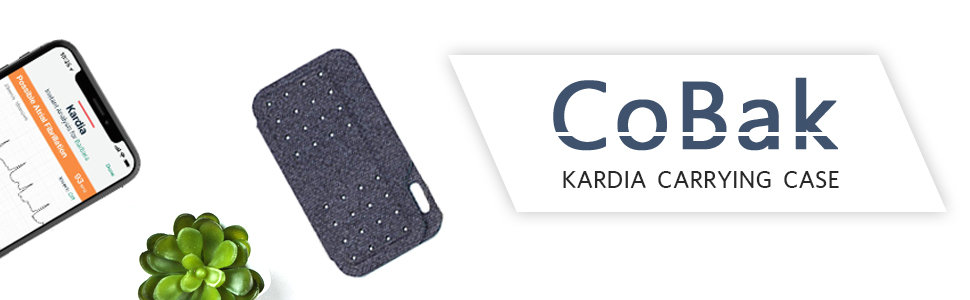 carrying case for kardiamobile 2L