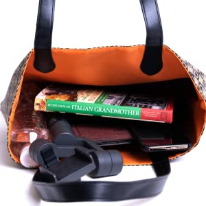 large womens bag, cartera de mujer, dasti carteras