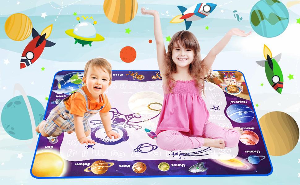 aqua doodle mat large