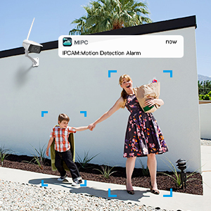 outdoor security camera system wireless that works with smart phone