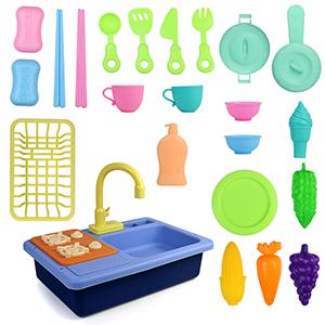 Kids Toy Kitchen Sink