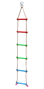 ninja rope ladder