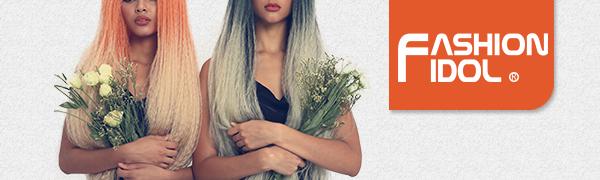 FASHION IDOL Afro Kinkys Bulk Human Hair 3 Packs 10 Inches Medium Brown Kinky Bulk Afro Hair for Dreads Afro Bulk Hair for Locs Hair Extensions