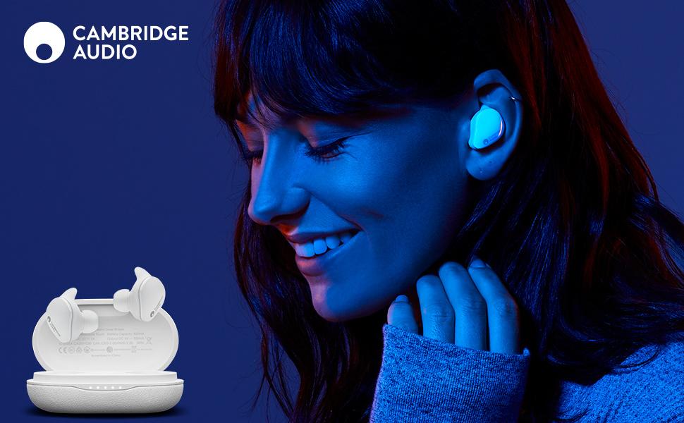 True wireless earbud