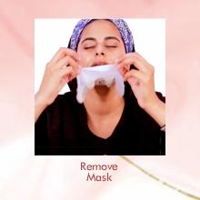 Remove mask