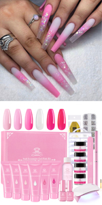 makartt  pink polygel