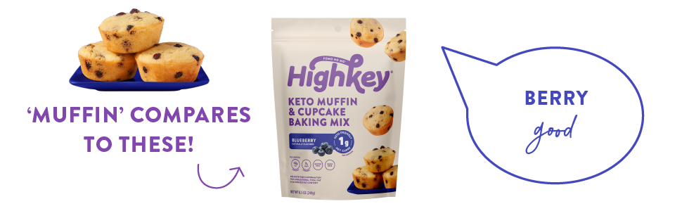 highkey keto low carb blueberry muffin breakfast cupcake keto food keto snacks keto food keto foods