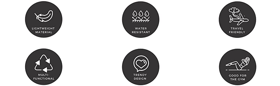 SOL AND SELENE ICONS WATER RESISTANT