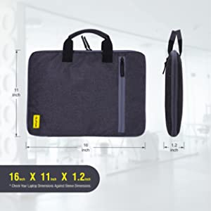 macbook sleeve bag dell hp lenovo asus acer