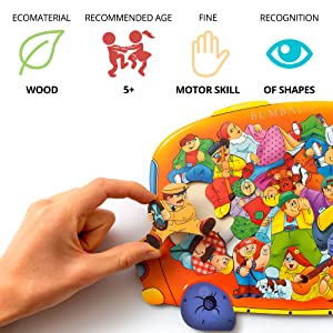 montessori toys for toddlers 3 years, shapes puzzles for toddlers, wooden puzzles for toddlers