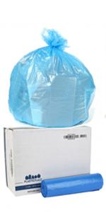 55-60 Gallon Recycling Bags
