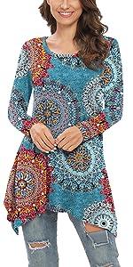 women tunic