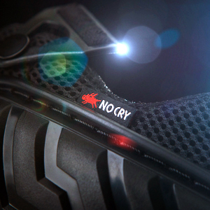 NoCry Professional knee pads simple maintenance