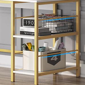 Industrial Table Legs Furniture Legs Heavy Office Desk Legs Computer Desk Legs Accessories Black (