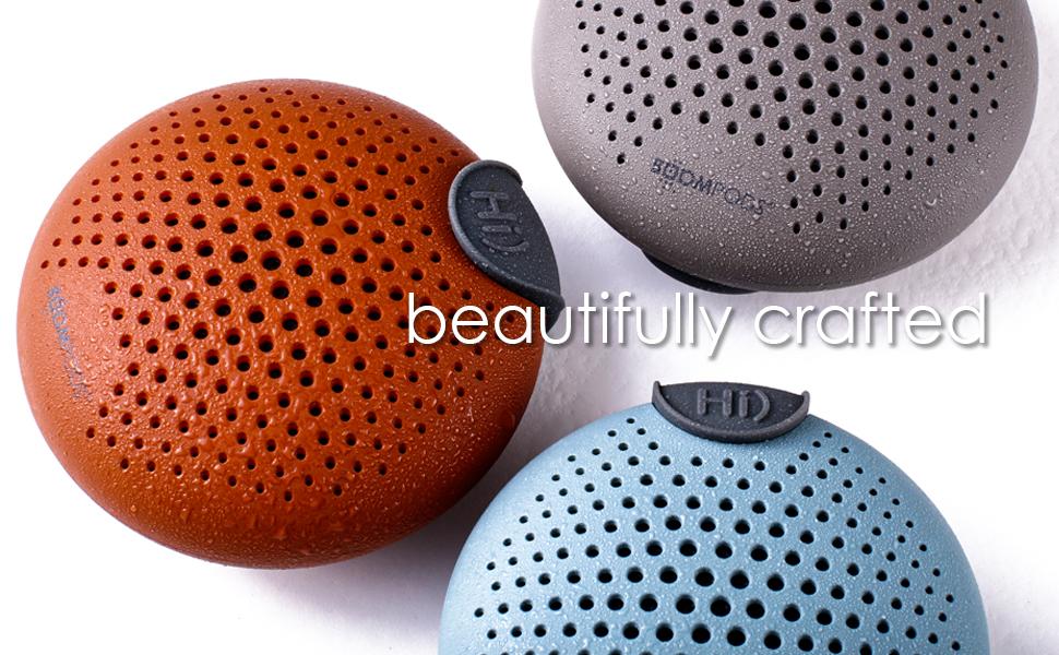 designed speakers