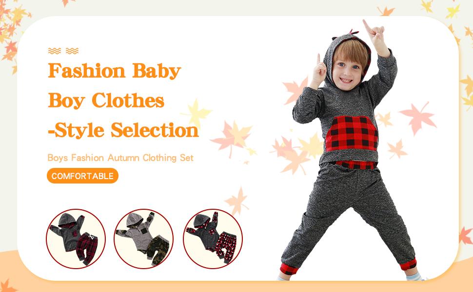 Toddler boy clothes 3t