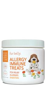 Allergy Treats Dogs