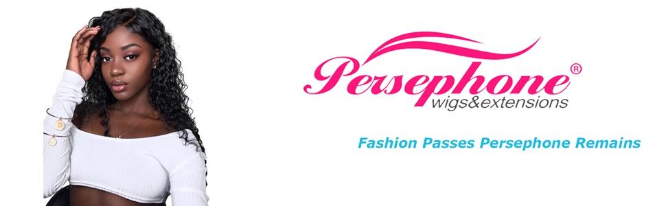 Persephone U Part Wig Human Hair
