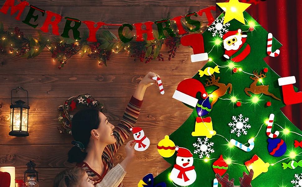 Christmas Tree Skirt Decorations