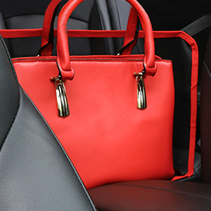 Car Mesh Organizer,Seat Back Net Bag,Barrier of Backseat Pet Kids, Driver Storage Netting Pouch