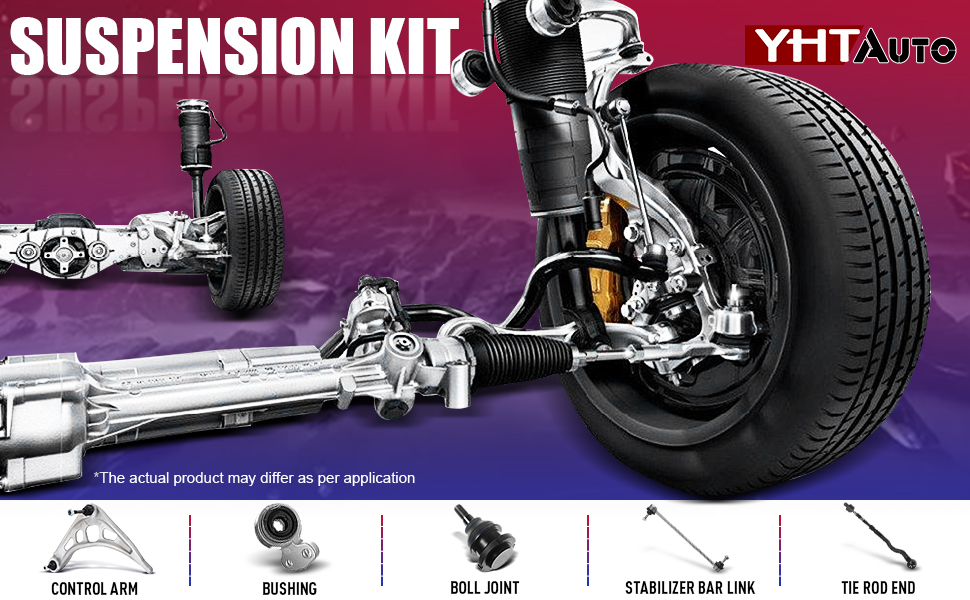 SUSPENSION CONTROL ARM ASSEMBLY