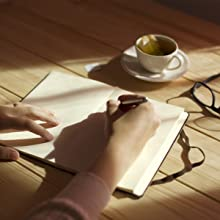 Writing journal no bleeding
