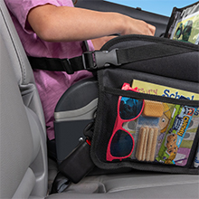 Attaches Securely to Any Car Seat