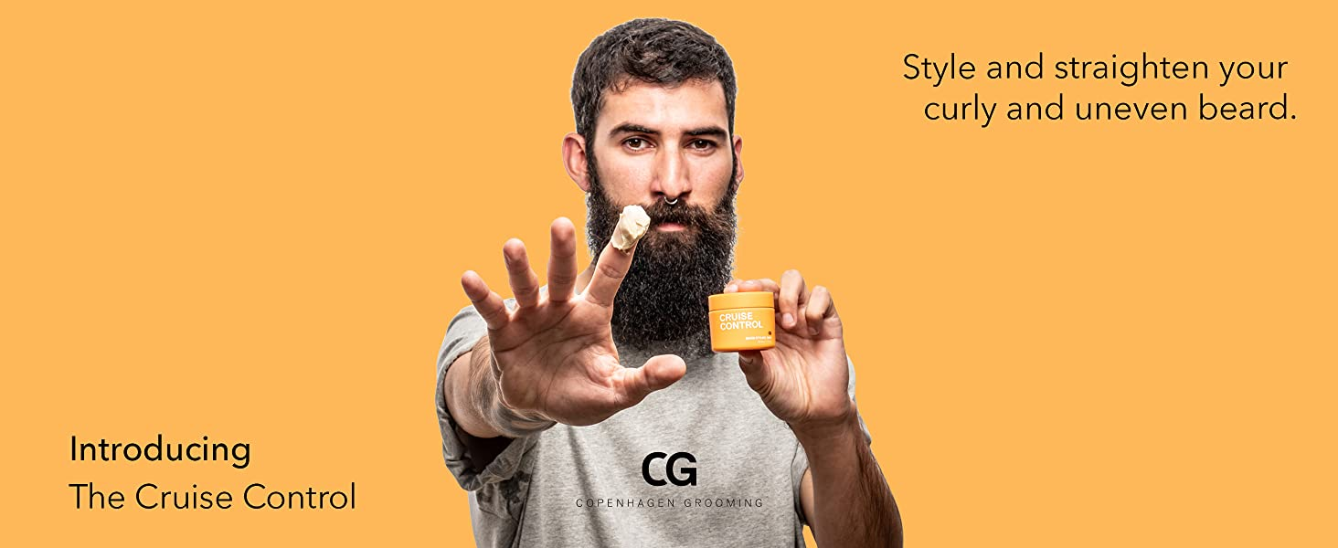 your beards best companion