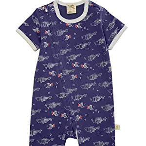 Tiny Twig baby apparel baby clothing sleepwear sleepsuit jumpsuit relax cotton newborn 0-3 months