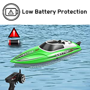 rc boat for pool and lakes