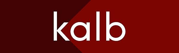 Logo kalfmateriaal voor meubels bordeaux rood oppervlak met witte letters.