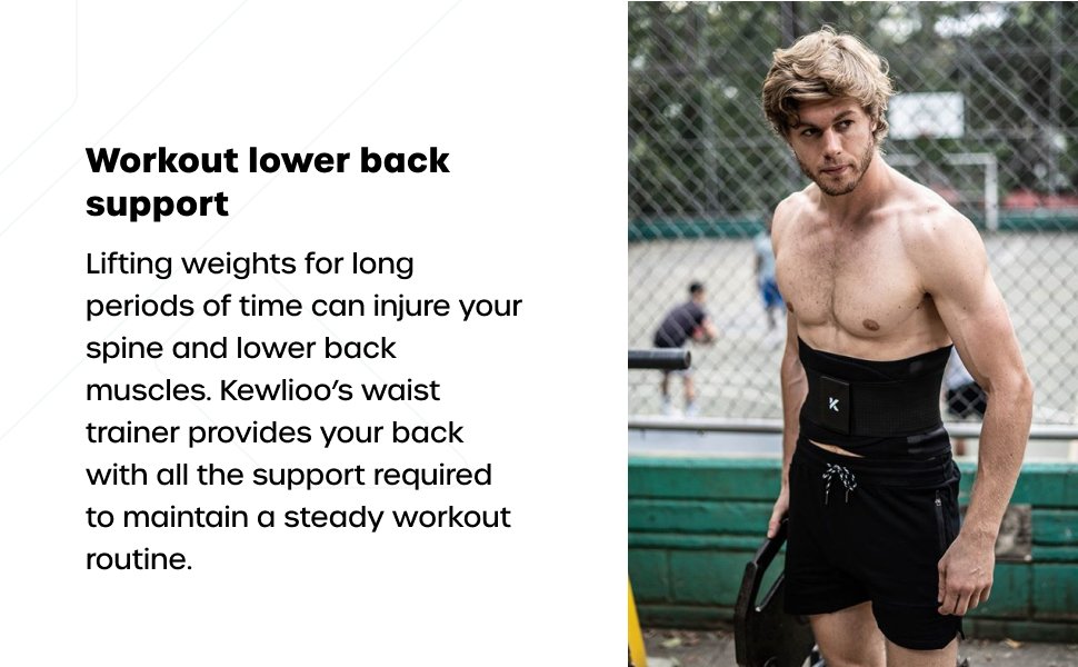 weights for long time spine and lower back waist trainer provides your back maintain a steady