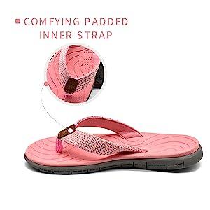 womens flip flops