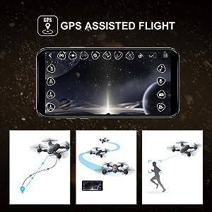 Flashandfocus.com bceaf2fc-d974-43e0-9fd0-8f4ae4db5e87.__CR0,0,1500,1500_PT0_SX300_V1___ GPS Drone with 4K Camera for Adults, Dual Camera 5G WiFi FPV Live Video Foldable Drone 30mins Flight Time,120°Wide-Angle…