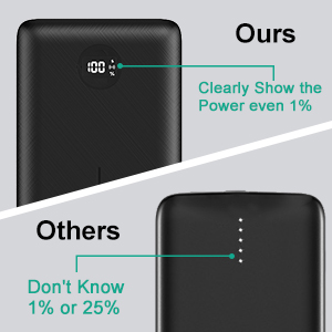 power bank fast charge