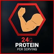 24 g Protein