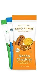 keto snacks, keto friendly, keto chips, keto cheese snacks