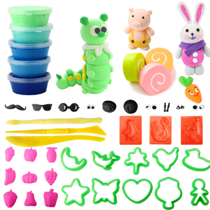 POZEAN Modeling Clay 36 Colors for Kids with Sculpting Tools and Accessories Air Dry Clay Best Gifts for Kids//Children//Adults
