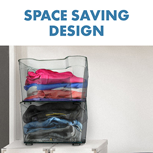 Clutter-free, space-saver, neat