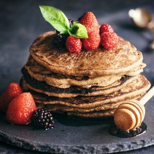 Recipe cassava pancake iya foods