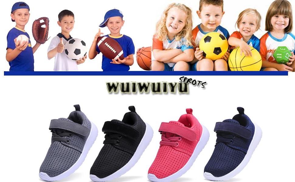 wuiwuiyu boys girls sneakers