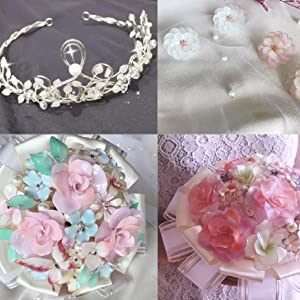 Create Beautiful Wedding Accessories