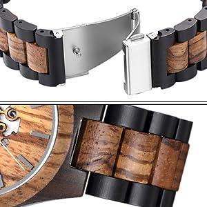 men's wooden watches