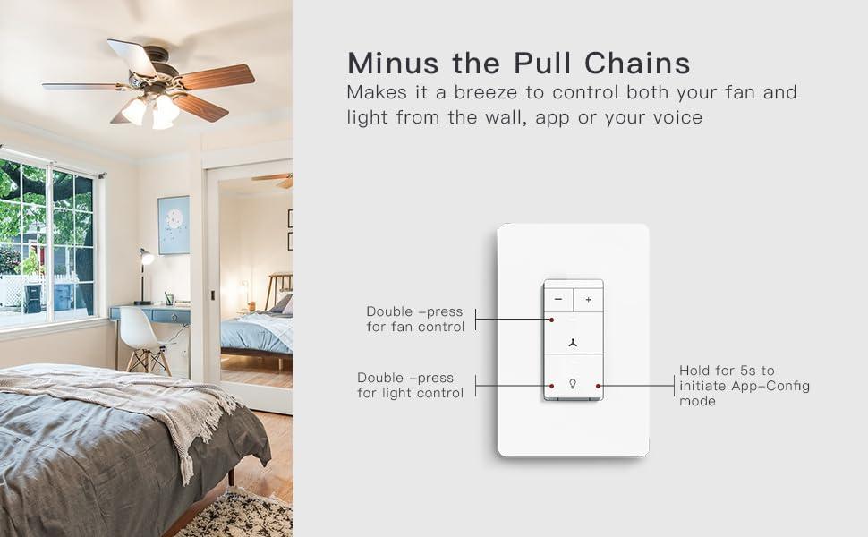 ceiling fan smart