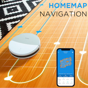 iHome HOMEMAP