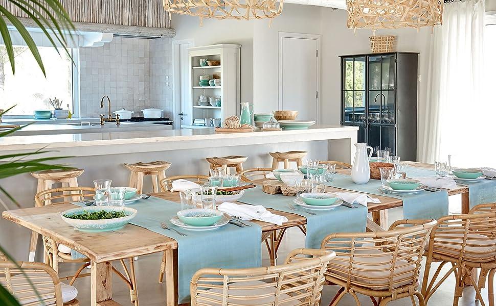 Taormina, Tabletop, Casafina, Dinnerware, Serveware, Stoneware, Dinner Plate