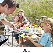 BBQ Grill and Outdoor Cooking