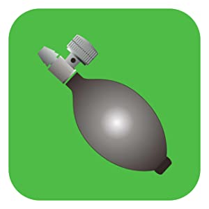 Inflation Bulb & Valve