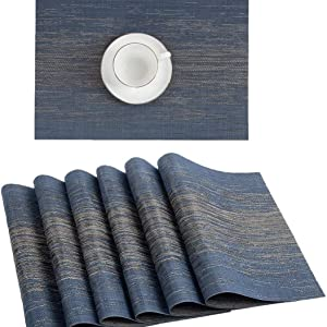 table placemats with runner