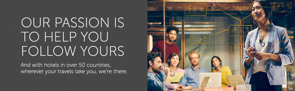 Courtyard by Marriott - Our Passion Is To Help You Follow Yours